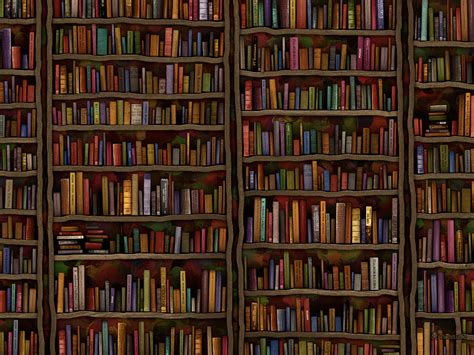 books wallpaper library by vladstudio on deviantart
