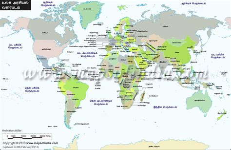 world map image in tamil large political map of world in tamil large world map in