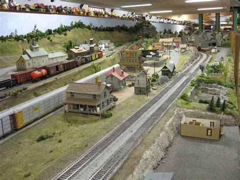 model railway exhibition layout for sale image gallery model train sets sale