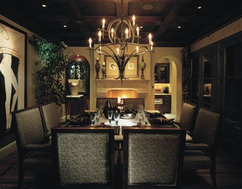 Dining Room Lights by Electrician Electricians In Nc And