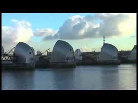 thames barrier video youtube the thames flood barrier youtube