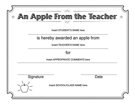 certificate templates for mac apple from award certificate templates office