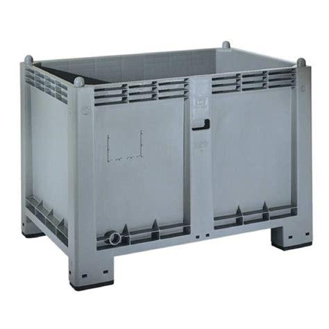 vasche in plastica per acqua grandi contenitori cargo da 600 litri cassa pallet