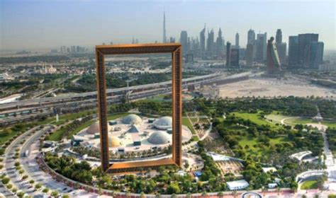 Frame A House dubai frame opening date confirmed after 4 years of