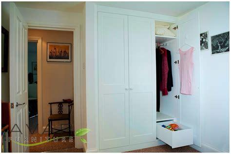 Wardrobe Interior Fittings Uk by Door Painted Wardrobe Painted Furniture