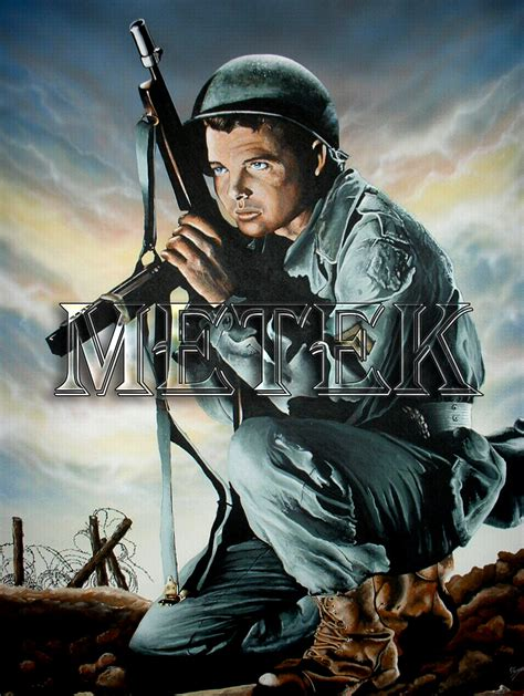 to hell and back audie murphy to hell and back 1955 audie murphy by metek09 on