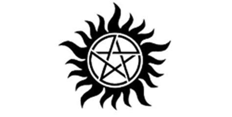 supernatural tattoo png supernatural transparent anti possession tattoo devils
