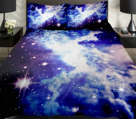 Galaxy Bed Covers by Galaxy Duvet Cover Galaxy Bedding Gadgets Matrix
