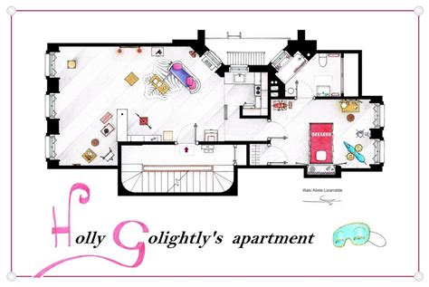 floor plans of tv show houses floor plans of homes from famous tv shows