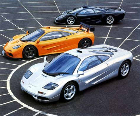 mc laren cars history submited images
