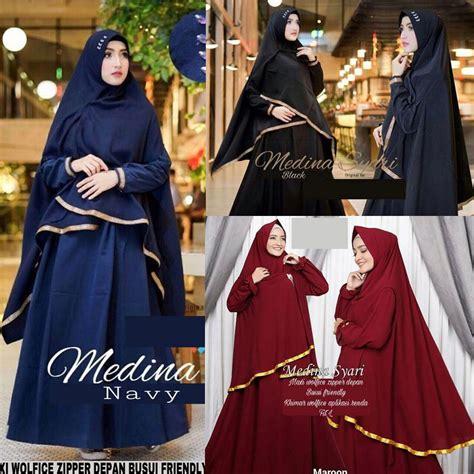 Sepatu Medina grosir pakaian medina syari grosir baju muslim