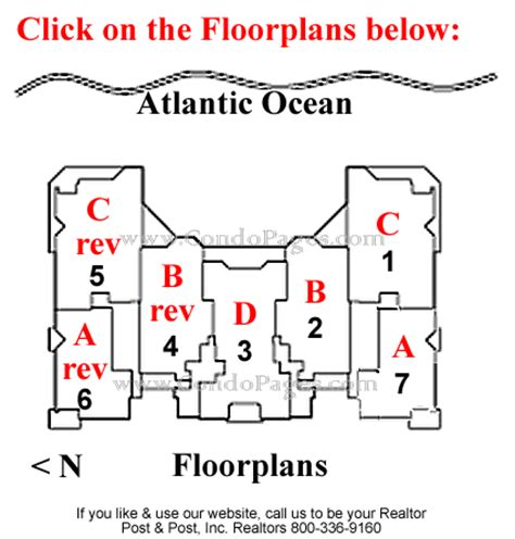 Las Olas Beach Club Floor Plans | las olas beach club floor plans