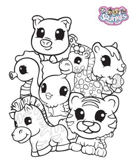 Squinkies Coloring Pages squinkies coloring pages coloring pages