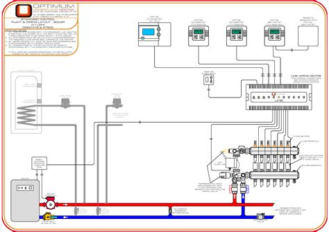 underfloor heating wiring diagram controls new wiring