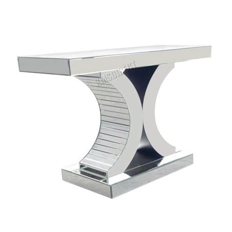 console per da letto foxhunter mirroring mobili tavolo in vetro console