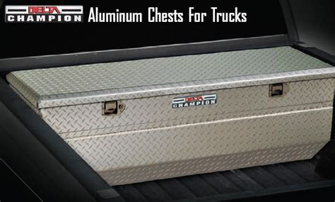 In Bed Truck Tool Box by Delta Chion Chest Tool Boxes