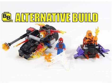 Lego 76058 Ghost Riders lego marvel 76058 alternative build ghost rider s tank