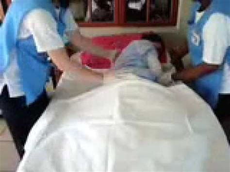 bed bound patient bedridden bed positioning youtube