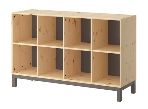 Nornas Bookcase Hack | ikea norn 196 s the solid wood expedit alternative for djs