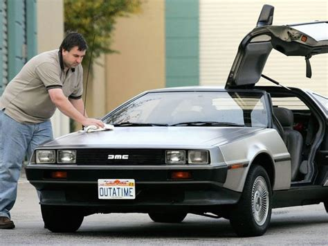 what year is the delorean from back to the future 34 years later the 1982 delorean dmc 12 from back to the