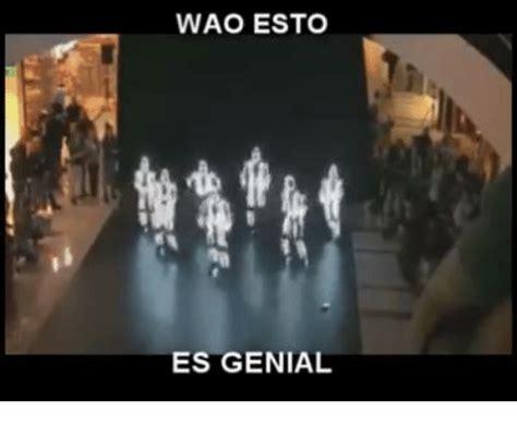 Wao Meme - wao esto estgenial espanol meme on sizzle
