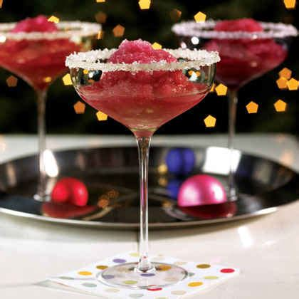 frozen pomegranate margarita cocktails guaranteed to myrecipes