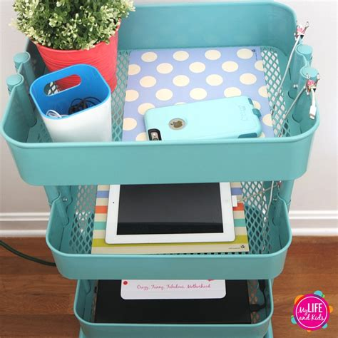 diy laptop charging station sleep better with a diy charging station my life and kids