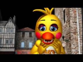 Mmd fnaf toy chica drop it smashing musica movil