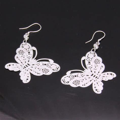 925 sterling silver plate allergy free earrings we0148 ebay