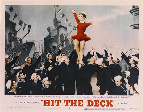 Hit The Deck 1955