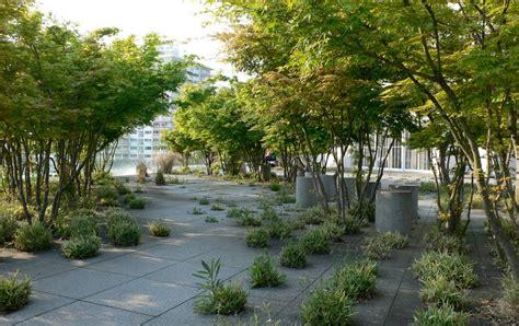 Elemental Architecture keio university roof garden michel desvigne archivitamins