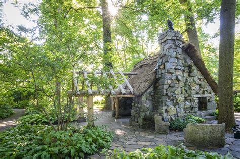 enchanted woods winterthur museum garden library