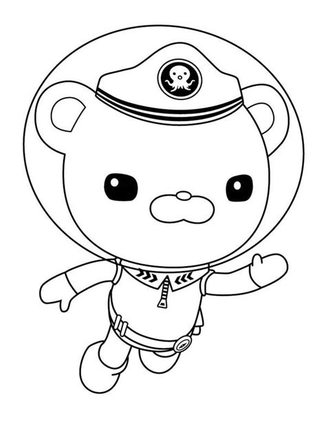 octonauts coloring pages octonauts coloring pages bestofcoloring