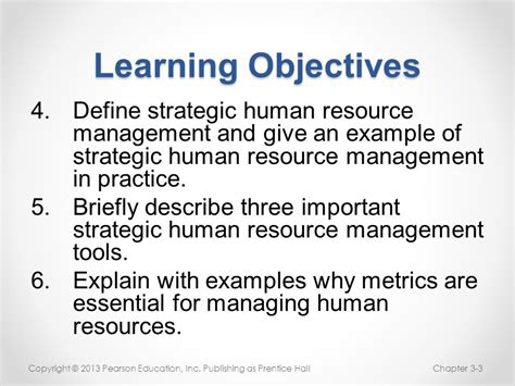 Strategic Hrm Ppt For Mba by Human Resources Metrics Exles Tolg Jcmanagement Co