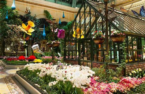 Bellagio Flower Garden Northern Hemisphere Flower Festivals