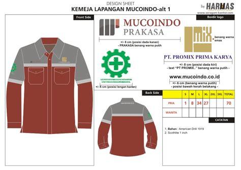 Baju Safety Lengan Pendek Baju Safety Logo seragam kerja tambang konveksi seragam kantor seragam kerja