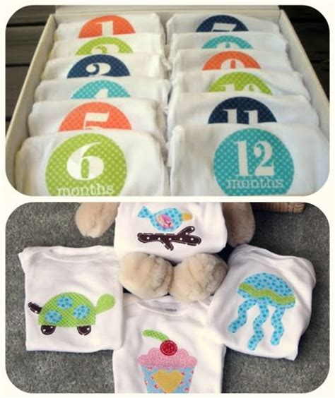 Handmade Baby Things - 60 popular baby shower presents tip junkie