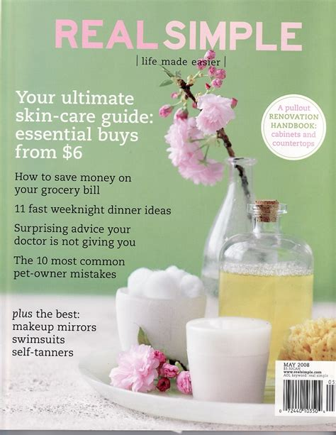 real simple magazine 1 off real simple magazine debt free spending