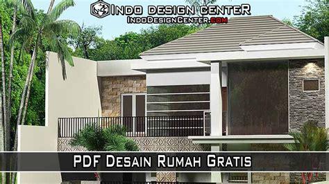 desain rumah gratis pdf desain rumah gratis jasa desain pusat pelatihan