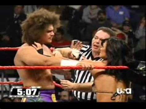torrie wilson vs carlito 2005 12 26 raw victoria with candice michelle torrie