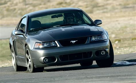 2003 ford mustang cobra car and driver