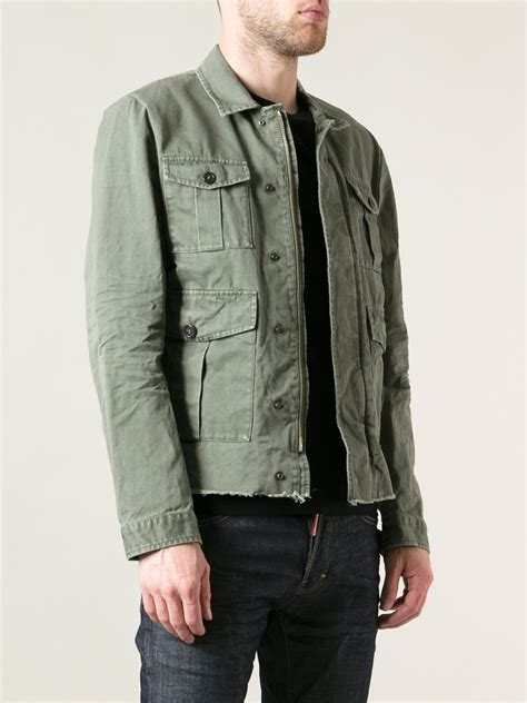 March Jkt Guess Jaket Denim Outerwear Casual Korean Style Murah Ori green denim jacket mens coat nj