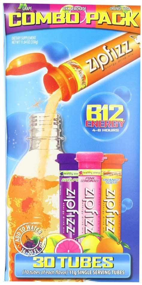 energy drink mixes zipfizz healthy energy drink mix fabulessly frugal