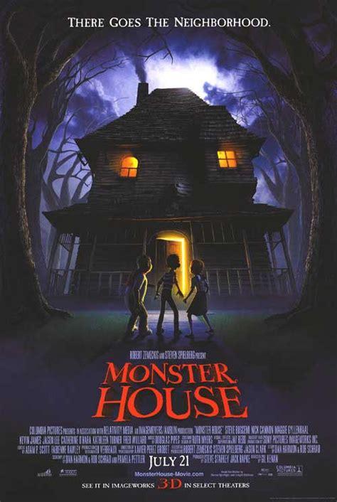 movie monster house monster house movie posters at movie poster warehouse movieposter com