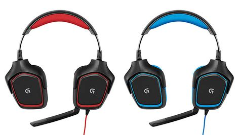 Headset G230 logitech g230 headset review stickskills
