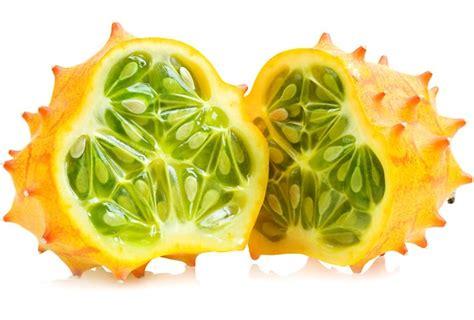 Benih Bibit Biji Buah Kiwano Timun Melon Berduri 1 benih kiwano horned melon 10 biji non retail bibitbunga
