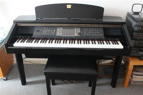 yamaha clavinova cvp  electric pianoorgan
