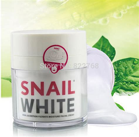 Sale 5 Gram Snail White Original Thailand aliexpress buy thailand brand new snail white namu anti aging whitening