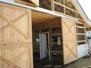 Exterior Barn Doors For Sale How To Make A Barn Door To Bring Countryside Nuance Inside Your Home Interior Homesfeed