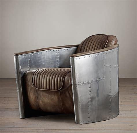 aviator desk chair restoration hardware aviator chair